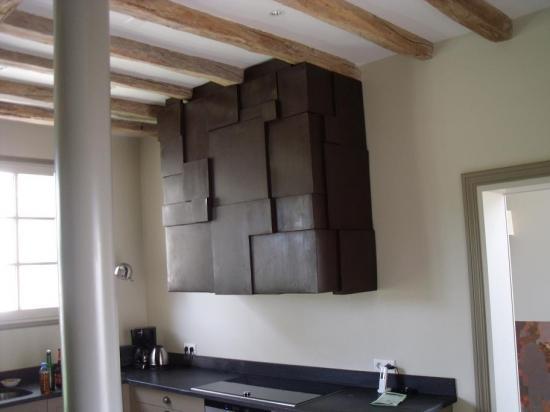 hotte de cuisine. Black Bedroom Furniture Sets. Home Design Ideas